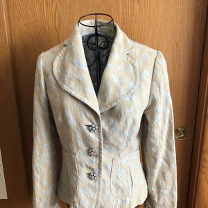 Like new banana republic blazer